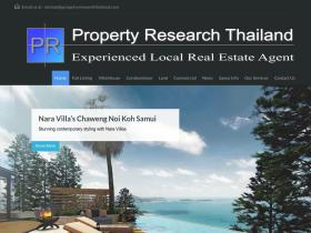 propertyresearchthailand.com