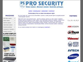 prosecurity.co.rs