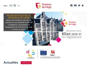 provincedeliege.be