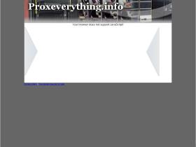 proxeverything.info