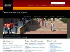 psychology.uoguelph.ca