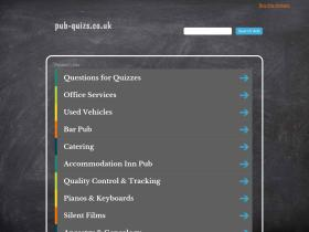 pub-quizs.co.uk