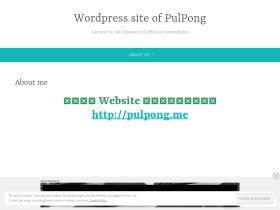 pulpong.wordpress.com