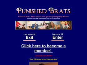 punishedbrats.com