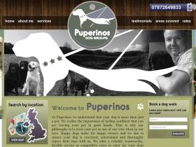 puperinosdogwalking.co.uk