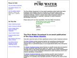 purewateroccasional.net
