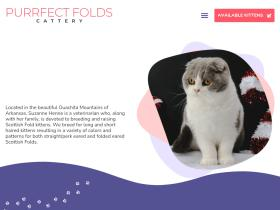 purrfect-folds.com Analytics Stats