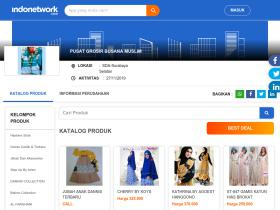 pusat-busana-muslim.indonetwork.co.id