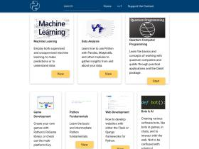 Pythonprogramming net Analytics - Market Share Stats