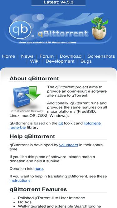 Qbittorrent Forum