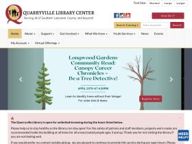 quarryvillelibrary.org