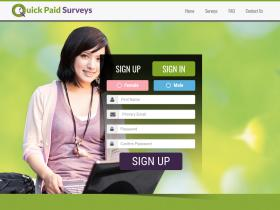 quickpaysurvey.com