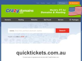 quicktickets.com.au