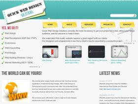 quickwebdesignsolutions.com