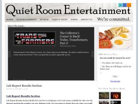 quietroomentertainment.com