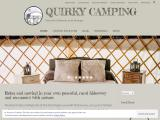 quirkycamping.com