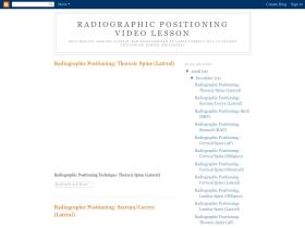 radiographic-positioning-video.blogspot.com