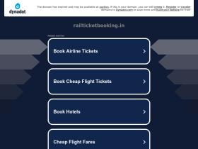railticketbooking.in