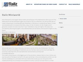 railzminiworld.com