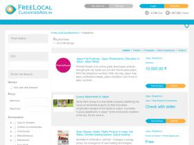 rajasthan.freelocalclassifiedads.in