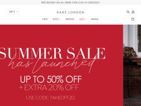rarefashion.co.uk