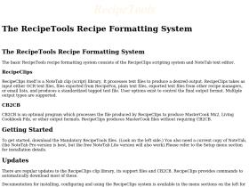 recipetools.gotdns.com