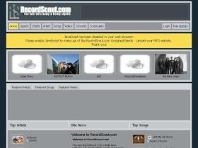 recordscout.com