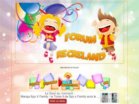 recreland.lebonforum.com