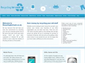 recyclingforcash.co.uk