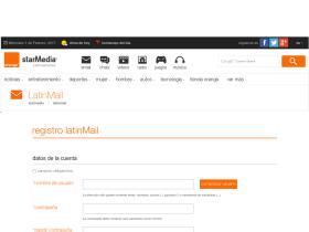 registro.latinmail.com