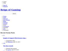 reignofgaming.net