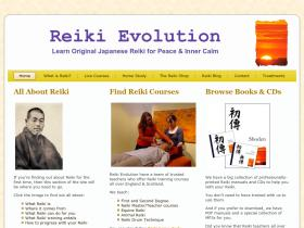 reiki-evolution.co.uk