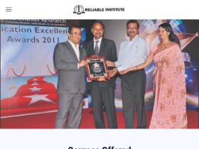 reliableinstitute.edu.in