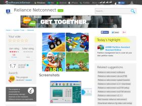 reliance-netconnect1.software.informer.com