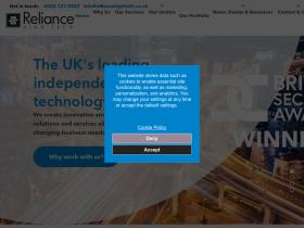 reliancesecurity.co.uk