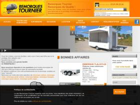 remorques-tournier.com