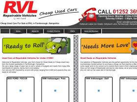 repairablevehicles.co.uk