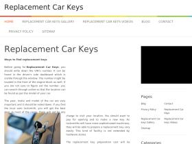 replacementcarkeys.org