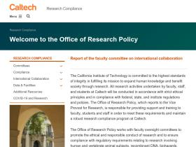 researchcompliance.caltech.edu