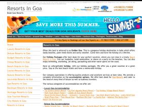 resorts-in-goa.com