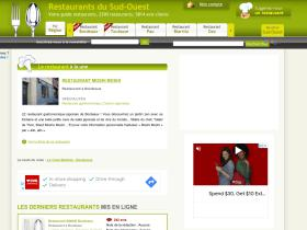 restaurants-sud-ouest.com