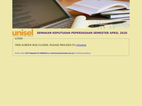 result.unisel.edu.my