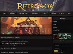 Retro-wow com Analytics - Market Share Stats & Traffic Ranking