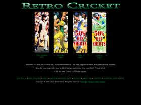 retrocricket.com