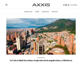 revistaaxxis.com.co