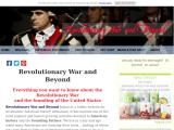 revolutionary-war-and-beyond.com