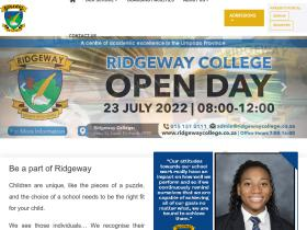 ridgewaycollege.co.za