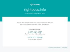 righteous.info