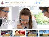 ripongrammar.co.uk