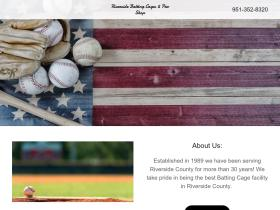 riversidebattingcages.com